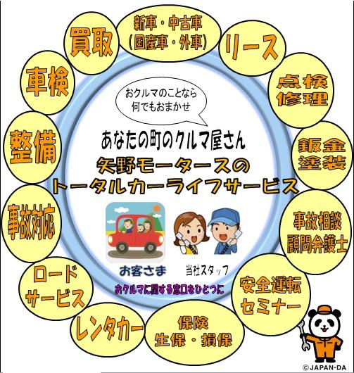 (有)矢野モータース/矢野総合保険サービス